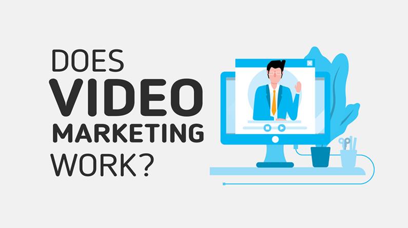 video marketing work